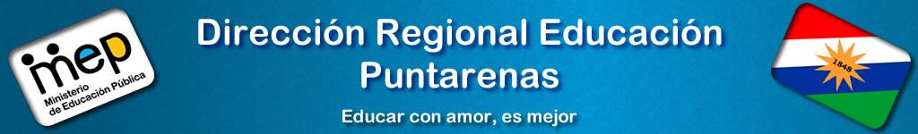 Direcci�n Regional de Educaci�n Puntarenas